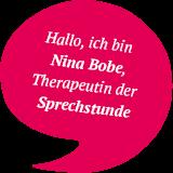 Nina Sprechblase
